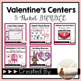 Valentine's Center BUNDLE