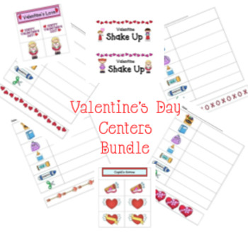 Valentine's Center Bundle