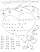 Valentine's Character Counts Activity Pages