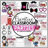 Valentine's Classroom Party Pack