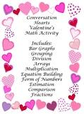 Valentine's Conversation Hearts Activity