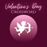 Valentine's Crossword Puzzle
