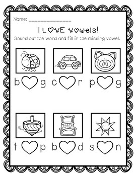 Valentine's Day! Literacy and Math Activities