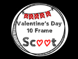 Valentine's Day 10 Frame Scoot