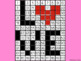Valentine's Day 120 Chart Mystery Puzzle (Great for Google Classroom!)