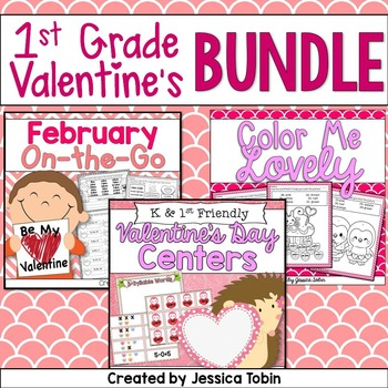Valentine's Day Activities for 1st Grade