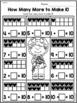 Valentine's Day 1st Grade No Prep Math Worksheets