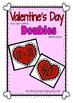 Valentine's Day 2 Digit Addition Math Centers
