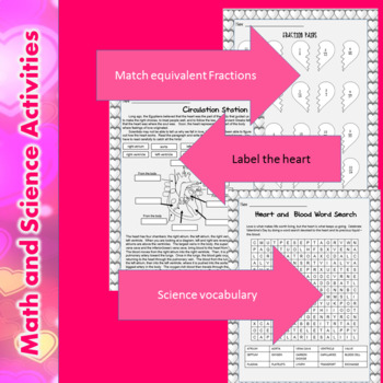 Valentine's Day 2019:  Writing, Informational Text, Math, Science,  and more