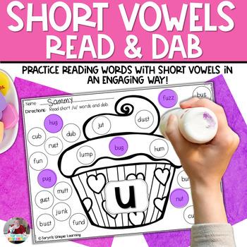Short Vowels- Valentine's Day