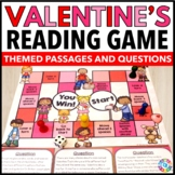 Valentine's Day Activity: Valentine's Day Reading Game