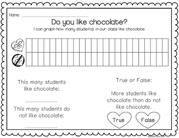Valentine's Day Unit (Book Response, Craft, Centers, and More!)