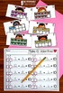 Kindergarten Valentine's Day Centers for Math and Literacy Activities