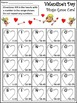 Valentine's Day Activities: Valentine's Day Bingo Game Activity Packet