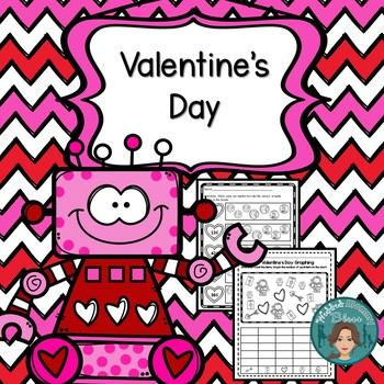 February and Valentine's Day Themed Math