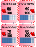 Valentine's Day - Fractions