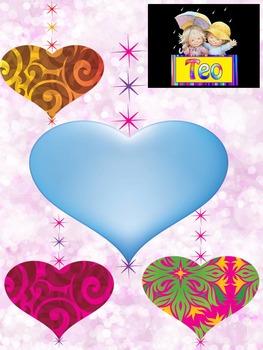 Hearts - Clip Art - different designs