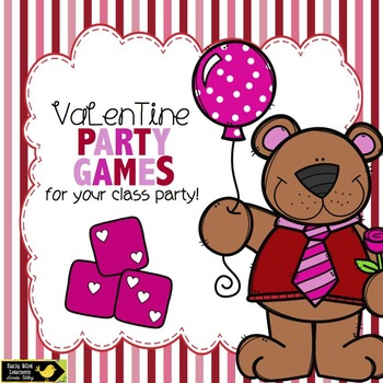 Valentine's Day Party Games