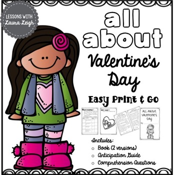 Valentine's Day Instant Reading Lesson
