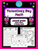 Valentine's Day--2nd Grade Place Value