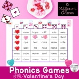 Valentine's Day 4 in a Row Games