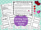 Valentine's Day: 40 Figurative Language Task Cards & Writing Task Cards