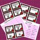 Valentine's Day 4th Grade Math Word Problem Task Cards Common Core Aligned