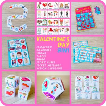 Valentine's Day 5in1