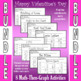 Valentine's Day - 8 Math-Then-Graph Activities - Solve Proportions