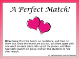 Valentine's Day - A Perfect Match