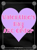 Valentine's Day ABC