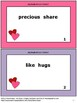 Valentine's Day ABC Alphabetical Order Task Cards and Worksheet