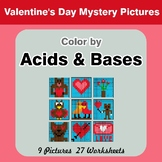 Valentine's Day: Acids & Bases - Mystery Pictures