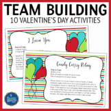 Valentine's Day Party Activities