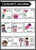 Valentine's Day Math and ELA Activities / Centers