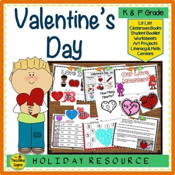 Valentine's Day Activities & Centers