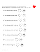 Valentine's Day Activities - How do you show love?
