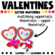 Valentine's Day Activities- Letter sounds & games!