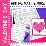 Valentine Day Activities for First Grade