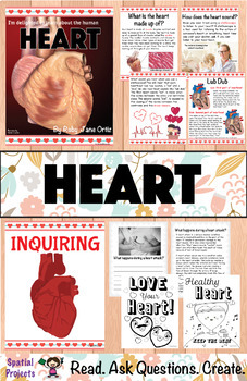 Valentine's Day Activities - Nonfiction Units