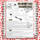 Valentine's Day Activities: Crossword, Word Search, Acrostic Poem