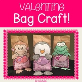 Valentine's Day Activities: Valentine Craft plus Cards (Valentine Bags)