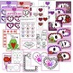 Valentine's Day Party and Activities Bundle