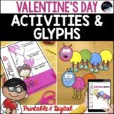 Valentine's Day Activities: Valentine's Day Crafts, Valentine's Day Writing