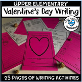 Valentines Day Writing Prompts and Templates