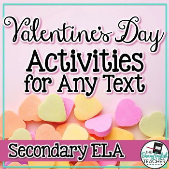 Valentine's Day Activities for Any Text