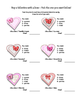 Valentine's Day Activities for early grades