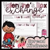 Valentine's Day Activity - Box Exchange