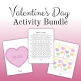 Valentine's Day Activity Bundle