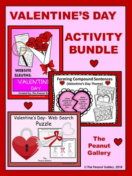 Valentine's Day Activity Bundle